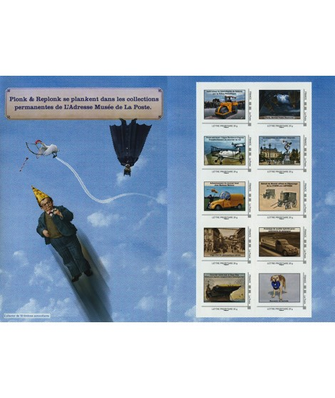 Collector Timbres-poste